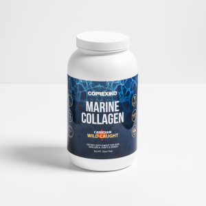 Take Marine Collagen Peptides Powder for enhanced muscle strength | | Correxiko - The Collagen Experts