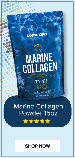 Marine Collagen Powder 15oz | Correxiko - The Collagen Experts