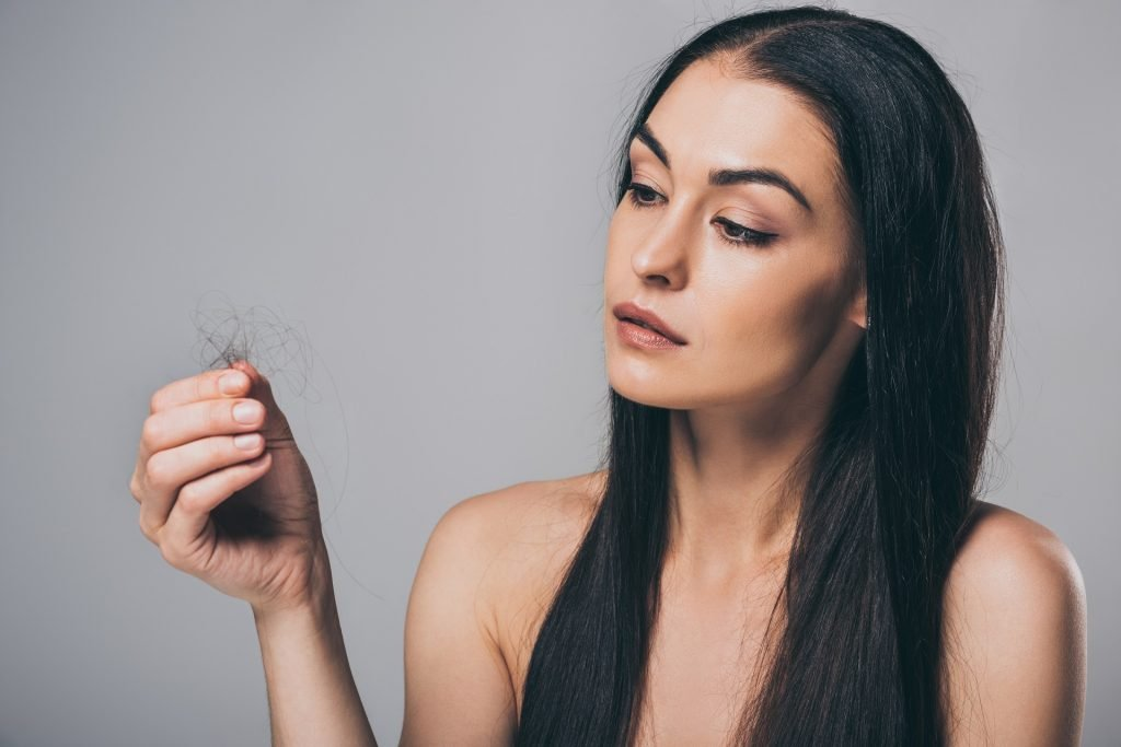Can Thin Grey Hair And Hair Loss In Women Be Prevented? Alopecia | Correxiko - The Collagen Experts