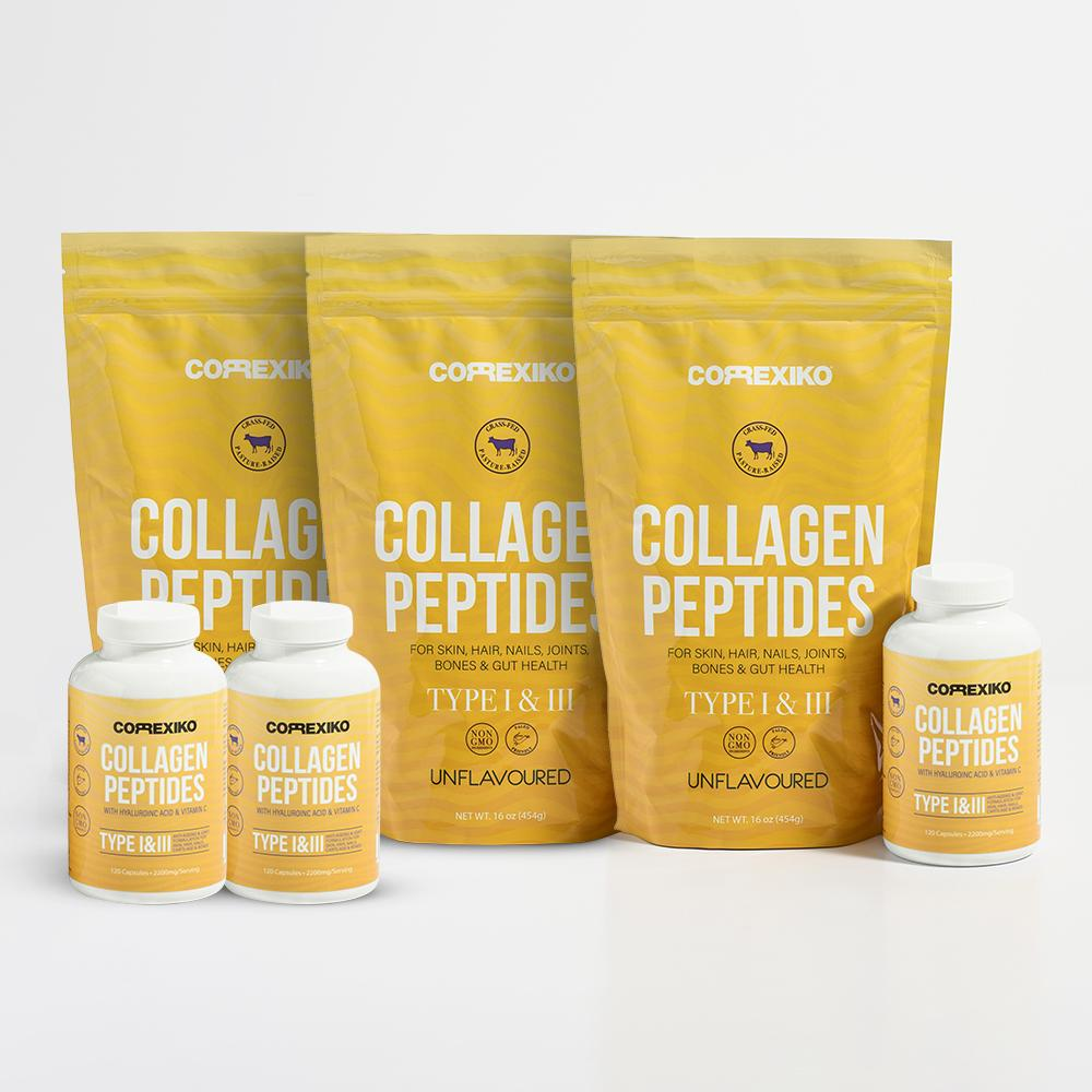 What Are Collagen Peptides, And Do They Actually Work?   Correxiko - The Collagen Experts